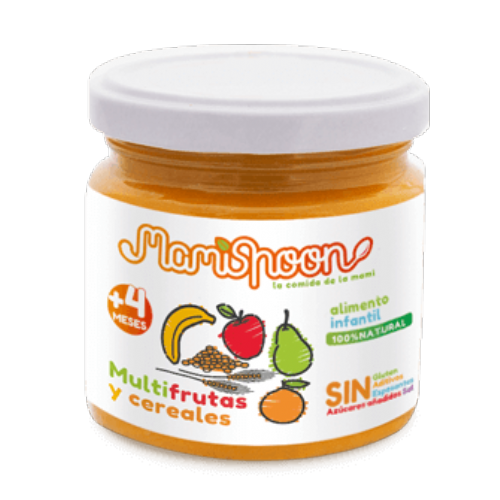 TARRITO MAMISPOON MULTIFRUTAS CEREALES