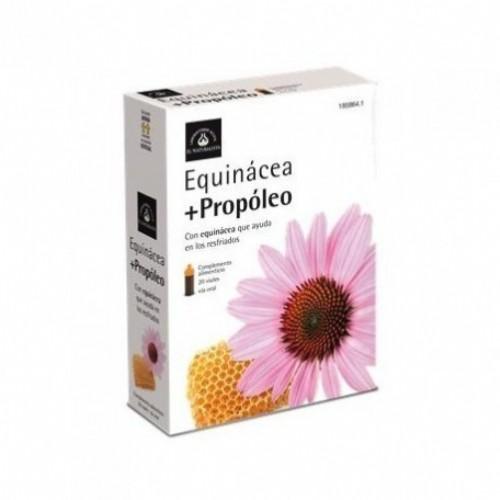 Equinacea + propoleo el naturalista (20 viales bebibles)