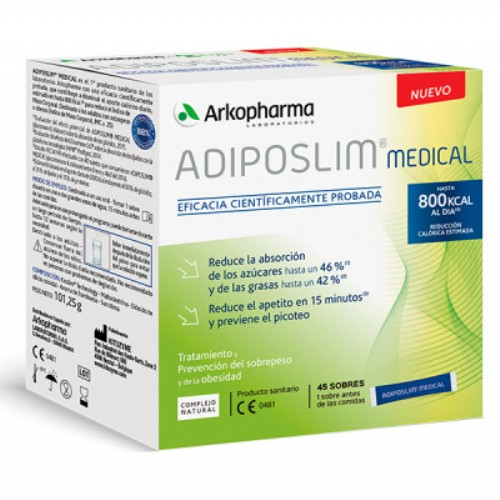 Adiposlim medical (45 sobres)