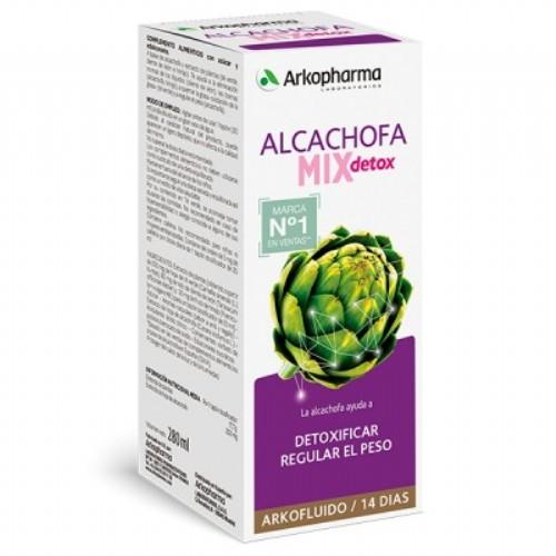Arkofluido alcachofa mix (280 ml)