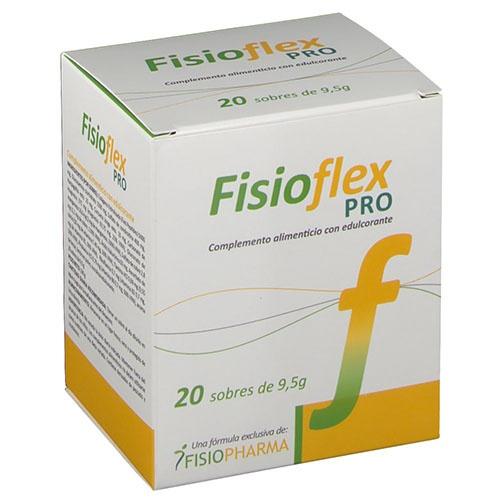 Fisioflex pro (20 sobres)