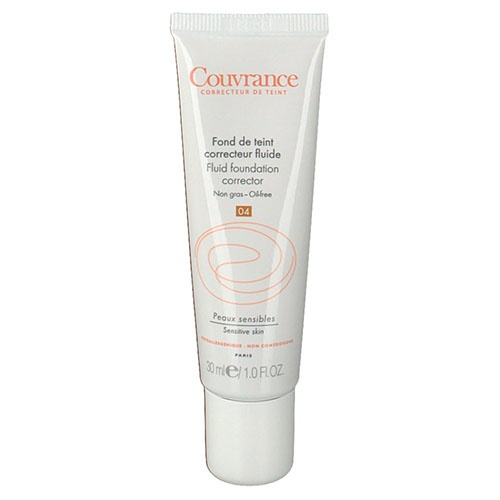 Avene couvrance maquillaje fluido spf 20 (30 ml miel)