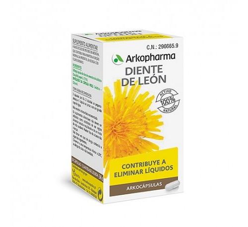 Diente de leon arkopharma (42 capsulas)