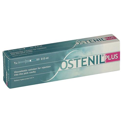 Ostenil plus jeringa precargada - hialuronato sodico 2% (40 mg /2 ml)