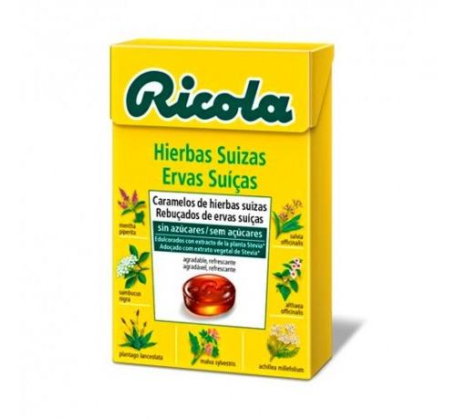 CARAM RICOLA HIERBAS S/A 50 G