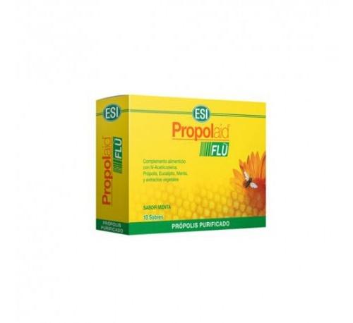 Propolaid flu (295 mg 10 sobres)