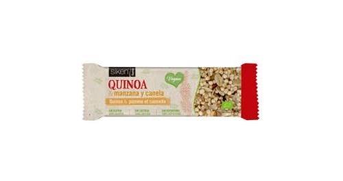 Siken form barrita quinoa & higos (1 u 40 g)
