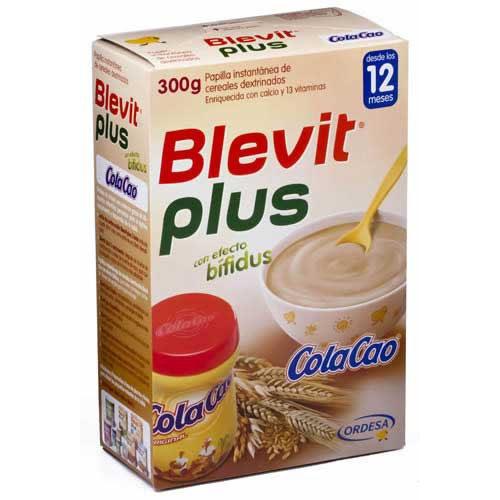 BLEVIT PLUS CON COLA CAO (300 G)