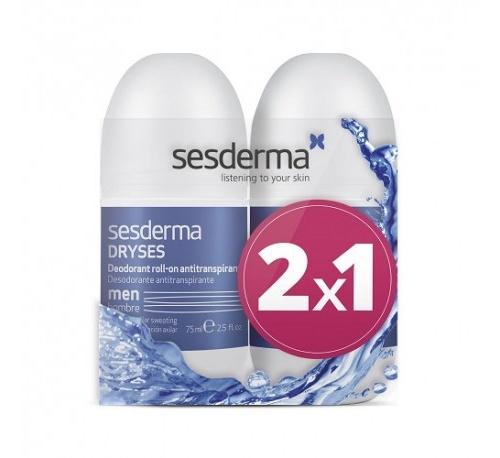 Dryses desodorante antitranspirante hombre (roll-on 75 ml)