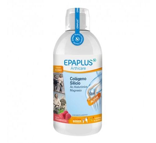 Epaplus colageno + hialuronico (frambuesa 1000 ml)