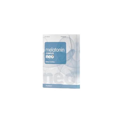 Melatonin complex neo (15 capsulas)
