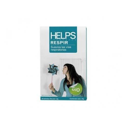HELPS RESPIR (1.5 G 20 FILTROS)