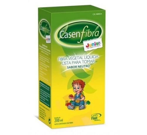 CASENFIBRA JUNIOR - FIBRA VEGETAL LIQUIDA (200 ML)
