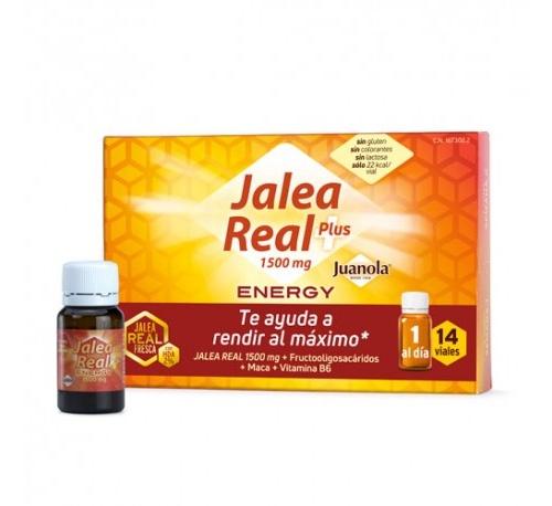 JUANOLA JALEA REAL PLUS (14 VIALES)