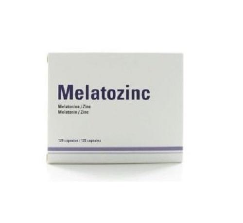 Melatozinc (1 mg 120 capsulas)