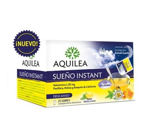 Aquilea sueño instant (1.95 mg 25 sobres)