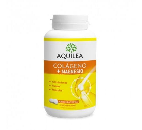 Aquilea articulaciones colageno + magnesio (240 comprimidos)