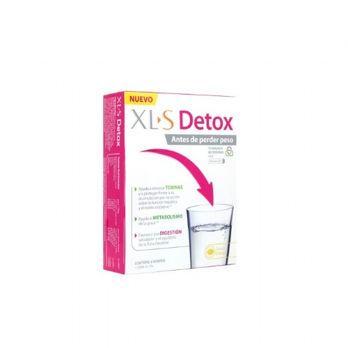 Xls detox (8 sobres)