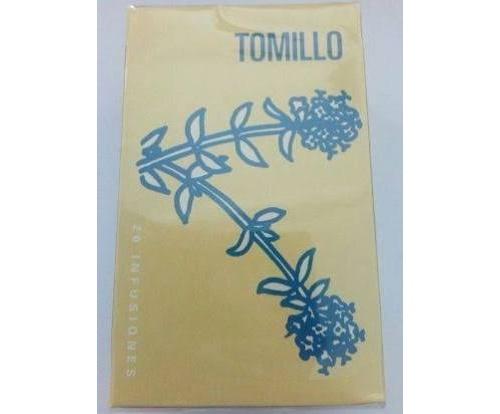 TOMILLO LA PIRENAICA (1.5 G 20 FILTROS)