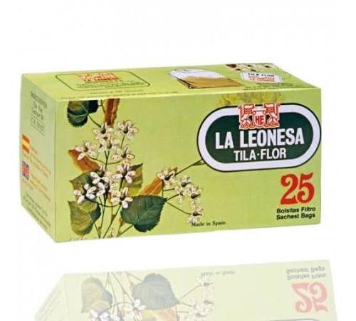 Tila la leonesa (25 filtros)