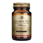 Solgar vitamina b12.1000mcg 100comsolgar vitamin