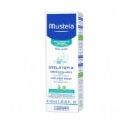 Stelatopia crema facial emoliente piel atopica - mustela (40 ml)