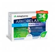 Arkorelax sueño forte 8h (30 comp bicapa)
