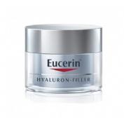 Eucerin antiedad hyaluron filler noche (50  ml)