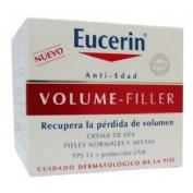Eucerin antiedad volumen- filler - crema de dia para p normal y mixta (50 ml)