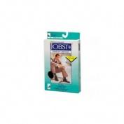 Calcetin comp ligera - jobst medical legwear soft (negro t- gde)