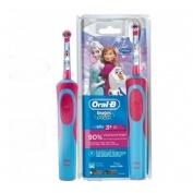 Cepillo dental electrico infantil - oral-b stages frozen (+3años suave)
