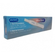 Alvita test de embarazo ultrasensible nuevo ii (1 u)