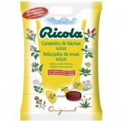 Ricola caramelos sin azucar (hierbas con stevia bolsa  70 g)