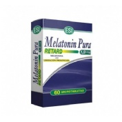 MELATONIN RETARD TAB (1.90 MG 60 TABLETAS)