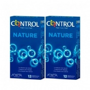 Control nature - preservativos (24 preservativos pack megaprecio)