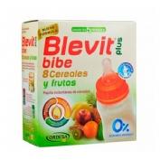 Blevit plus bibe 8 cereales y frutas (polvo 600 g)