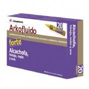 ARKOFLUIDO ALCACHOFA FORTE AMP BEBIBLES (15 ML 20 AMP)