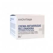Axovital crema antiarrugas dia spf 15 rellenador (50 ml)