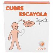 CUBRE ESCAYOLA - JOYA CIERRE VELCRO (INFANTIL BRAZO CORTO)