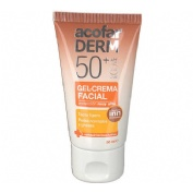 Acofarderm spf 50+ gel crema facial tacto ligero (50 ml)
