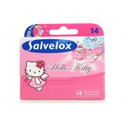 SALVELOX - APOSITO ADHESIVO (HELLO KITTY 14 U)