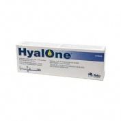 Hyalone jeringa precargada - hialuronato sodico cadera y rodilla (60 mg/4 ml solucion)