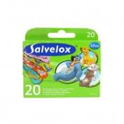 SALVELOX - APOSITO ADHESIVO (DISNEY SURTIDOS 20 U)