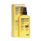 Antimosquitos isdin spray pediatrics - repelente de insectos infantil (100 ml)