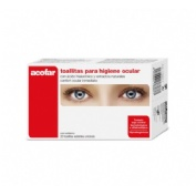 Acofar toallitas para higiene ocular (20 u)
