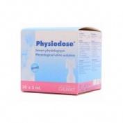 Physiodose suero fisiologico (monodosis 5 ml 30 u)