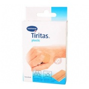 TIRITAS PLASTIC - APOSITO ADHESIVO (1 M X 6 CM)