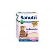 SANUTRI PAPILLA MULTICEREALES  FOS CON GLUTEN (600 G (300 G 2 BOLSAS))