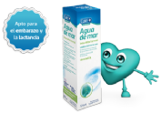 Care+ agua de mar isotonica intensidad normal (125 ml)