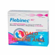 Flebinec (4 g 14 sobres)